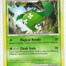 Pokemon Card Platinum Arceus Wormadam 49/99