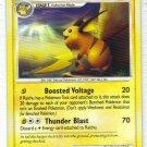 Pokemon Card Platinum Arceus Raichu 27/99