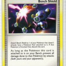 Pokemon Card Platinum Arceus Trainer Bench Shield