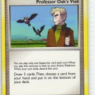 Pokemon Card Platinum Arceus Trainer Professor Oak;s Visit