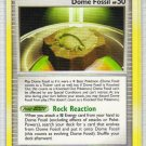 Pokemon Card Platinum Arceus Trainer Dome Fossil