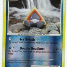 Pokemon Card Platinum Arceus Rev Holo Snorunt 75/99