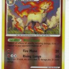 Pokemon Card Platinum Arceus Rev Holo Rapidash 28/99