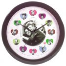 I Love Lucy Quartz Wall Clock NEW NIB