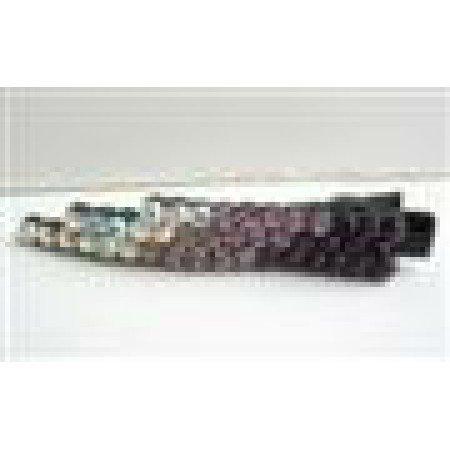 HA138  Bridal Hair Clamp Clip Light & Dark Amethyst Crystals Gorgeous Clamp Clip