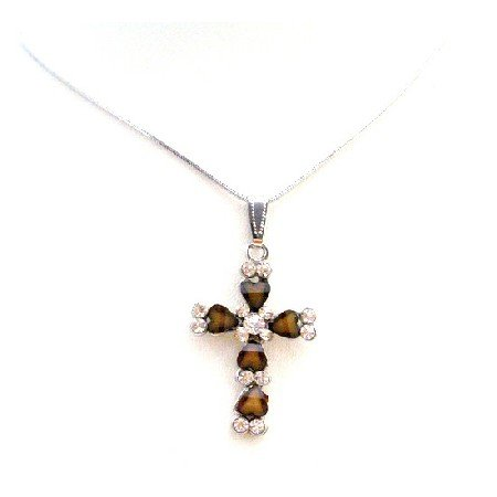 UNE293  Our Cross Jewelry Is Exquisitely Crafted Gorgeous Christmas Gift