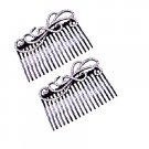 HA586  Hair Comb Jewelry Exquisite Style Vintage