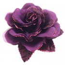 B541  Multi Layered In Purple Flower Brooch For Dresses Classy Style