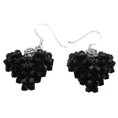 ERC683  Adorable Sparkling Accentuate Any Outfit Stunning Earrings