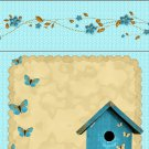 Sweet Notes Box Blue Bird