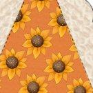 Pie Wedge 2 Piece Box Black Eyed Susan Sunflower