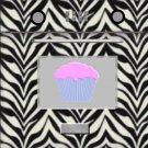 Oven Cupcake Box Zebra Print ~ 1 Dozen