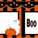 Cupcake Box Halloween Boo Crew 02 ~ 1 Dozen