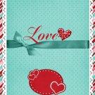 Valentine's Day Candy Bar Wrapper 16 ~ Set of 1 Dozen
