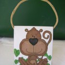 Animal Purse and/or Treat Box  Monkey
