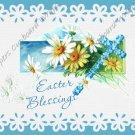 Easter MINI Candy Bar Wrapper Eggs ~ Easter Blessings  ~ 1 Dozen