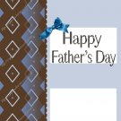Father's Day Standard Candy Bar Wrapper ~ Happy Father's Day 4