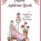 """Address Book 5"""" X 7"""" Size ~  Mother's Day Theme"""