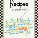 "Recipe Book 5"" X 7"" Size ~ Fitness Recipes"