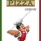 "Recipe Book 5"" X 7"" Size ~ Pizza Recipes"