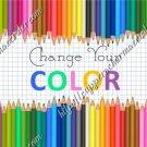 School Days ~ Graduation ~  MINI Candy Bar Wrapper ~ Change Your Color