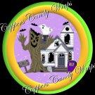 Spooky Halloween Cupcake Picks & Toppers