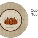 In All Things Thanksgiving Cupcake Picks & Toppers
