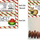 Reindeer Noses #2 Christmas  Bag Topper