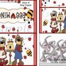 Please BEE Mine  ~ Valentine's Day Bag Topper