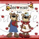 Please BEE Mine ~ Valentine's Day Salt & Pepper Wrappers