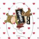 Friends  ~ Valentine's Day ~ MINI Candy Bar Wrapper