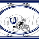 Indianapolis Colts ~ Faux NFL Football Teams ~  MINI Candy Bar Wrapper