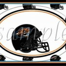 Jacksonville Jaguars ~ Faux NFL Football Teams ~  MINI Candy Bar Wrapper