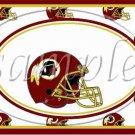Washington Redskins ~ Faux NFL Football Teams ~  MINI Candy Bar Wrapper