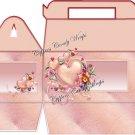 Floral Gable Box  #3