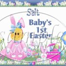 Baby's First Easter ~ Salt & Pepper Shaker Wrappers