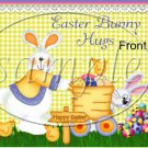 Bunny & Eggs ~ Easter ~ Gallon Can Set