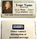 Edible Business Cards ~ MINI Candy Bar Wrappers
