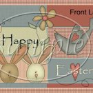 Country Bunny ~ Easter ~ Gallon Can Set