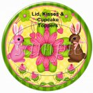 Bright Easter  ~ Easter ~ Cupcake Picks & Toppers