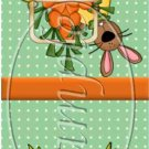 Carrots Anyone?   ~ Easter ~ Mint Matchbook Cover