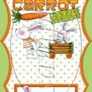 Carrot Patch   ~ Easter ~ MINI Candy Bar Wrappers