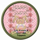 Carrot Top  ~ Easter ~ Cupcake Picks & Toppers