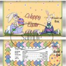 Easter Baskets ~  Easter ~ Standard Size Candy Bar