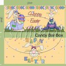 Easter Baskets  ~ Easter ~ Standard Size Candy Bar Box