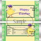 Easter Chick ~  Easter ~ Standard Size Candy Bar