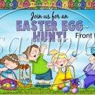 Easter Egg Hunt ~ Easter ~ Gallon Can Set
