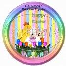 Easter Family  ~ Easter ~ Cupcake Picks & Toppers