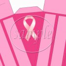 Pink on Pink Breast Cancer ~ Cake Slice Box