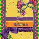 Mardi Gras  ~ Mint Matchbook Cover